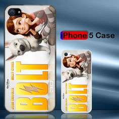 Bolt Movie 3D Cartoon Animation iPhone 5 Case