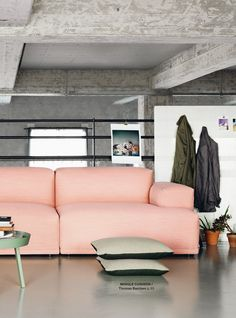 I want this couch ! Muuto Catalogue Summer 2014