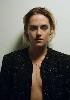 Kristen Stewart - Photoshoot for M Magazine Cannes Film Festival Edition 2016