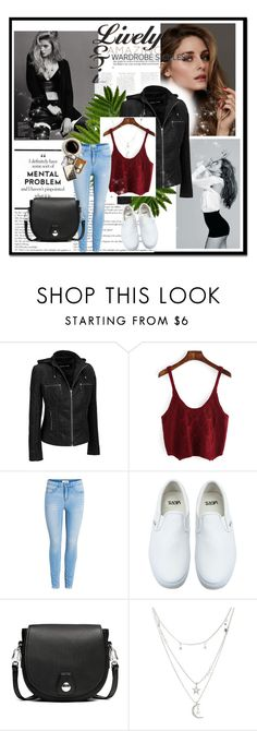 """let's go"" by kkristenlove on Polyvore featuring Beauty Secrets, Vans, rag & bone and Charlotte Russe"