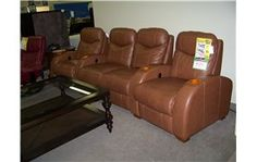 This Powered Home Theater Reclining Set Wonu0027t Last Long At $995. Click This