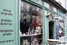 """7 BEST EAT-IN WINE SHOPS IN PARIS 