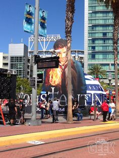 SDCC 2014 Constantine is coming!