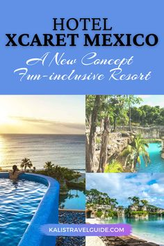 If you want to have a genuine experience, no doubt,you should consider the Hotel Xcaret Mexico all FUN inclusive. This beautiful place is redefining the typical all-inclusive you have been accustomed to, up until now. #hotelxcaretmexico #mexicoresortsallinclusive #mexicoresorts #xcaretmexico #mexicovacation #touristattractions #traveltipsmexico
