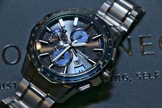 Oceanus OCW-G2000C with the latest module and Japanese beauty
