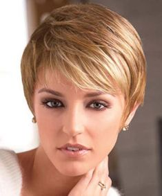 Short Hairstyles : Classic Short Pixie Haircuts for Women to Try This Year - Page 25 of 32 - HAIRST. Classic Short Pixie Haircuts for Women to Try This Year - Page 25 of Braided Hairstyles For School, Long Face Hairstyles, Wig Hairstyles, Straight Hairstyles, Hairstyle Ideas, Layered Hairstyles, Formal Hairstyles, Funny Hairstyles, Hairstyles 2016