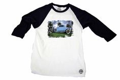 Ford Hot Rod Red Wheels T-shirt From $25.00 100% Cotton Machine washable Made in U.S.A