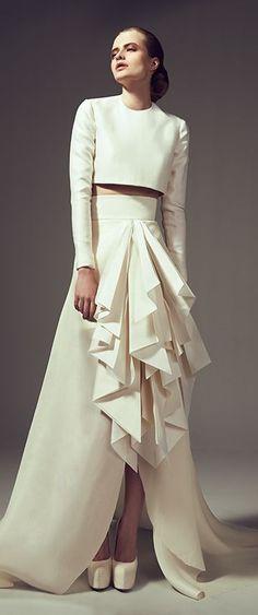 Ashi Studio Couture Fall 2014