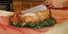 Citrus Brined, Herb Roasted Turkey Recipe : Emeril Lagasse : Recipes : Food Network