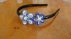 Quilling head band