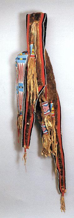Bowcase-Quiver // Nez Perce // 1870