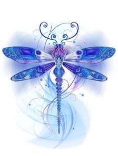Dragonfly Fantasy by ntimea
