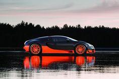 Bugatti Veyron 16.4 Super Sport.
