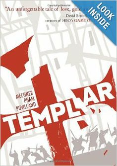 Templar: Jordan Mechner, LeUyen Pham, Alex Puvilland: 9781596433939: Amazon.com: Books