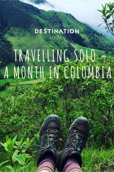 Travelling Solo – A Month In Colombia. Travelling alone was one of the best decisions I have ever made. For me it put a completely different perspective on travel & taught me more about myself than I ever thought would be possible!