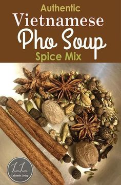 Vietnamese Pho Soup is always about the perfect spice blend. I'm sharing my family's secret Pho Soup spice blend – along with my quick Vietnamese Pho Soup cheat recipe. Have soup in less than Vietnamese Pho Soup Recipe, Vietnamese Cuisine, Beef Pho Soup Recipe, Taiwanese Noodle Recipe, Pho Soup Recipe Easy, Pho Spices, Pho Beef, Pho Noodle Soup, Pho Broth