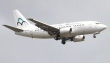 Boeing 737-500 d'Air Méditerranée - CC BY 2.0 Wikimedia / Mark Harkin