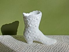 Fenton Boot Toothpick Holder or Miniature by AnythingDiscovered