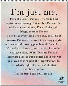 I am me quotes, calm quotes, my life quotes, new day quotes, relationship q My Life Quotes, Self Love Quotes, Reality Quotes, Wisdom Quotes, True Quotes, Words Quotes, Relationship Quotes, Motivational Quotes, Inspirational Quotes