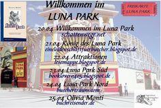 """[Blogtour] Luna Park Willkommen zur Blogtour zum Buch """"Luna Park"""" von Olivia Monti  #Blogtour #LunaPark  Eure Svenja"""
