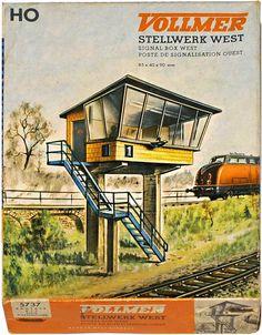 5737 VOLLMER | STELLWERK WEST | SIGNAL OFFICE | SIGNALKONTROLL | Foto: 0rvik