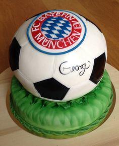 FC bayern cake FC Bayern München Torte
