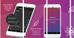Firefox Focus Comes to Android, the Private Browser you need Best Android, Android Apps, Google Play, Best Free Apps, Cell Phone Reviews, Iphone Price, Online College, Higher Education, New Technology