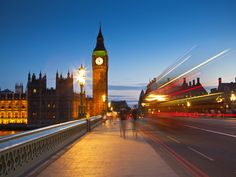 Give yourself a royal treat with a trip to London!
