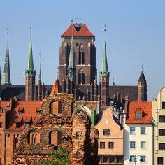 #Gdańsk #Polska #Poland