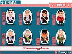 $5 C/U (Precio x Mayor) Lideres TINIMAN