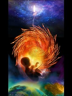 We're Part Of The Eternal Divine Creation !...Which Is A Spiritual Love's Consciousness !...This's Truly Beyond Human's Imagination !...We're The Light's Magic Infinity Of Universe !...©  http://samissomarspace.wordpress.com Do You Like My Poetryscapes ?... Samissomar
