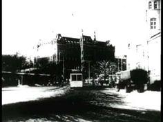 Kolejny film przedstawiający Szczecin przed 1945 rokiem oraz krótko po zakończeniu wojny Louvre, History, Building, Youtube, Travel, Videos, Movie, War, Historia