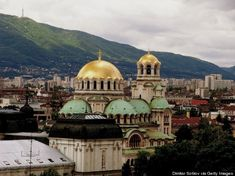 Sofia, Bulgaria Price of Travel named Sofia Europe's cheapest tourist city for We're sure Bulgaria's capital won't stay a secret much longer: it's super walkable and has a young, cosmopolitan vibe mixed with ornate churches, outdoor markets, and Ott Sofia Bulgaria, Oh The Places You'll Go, Places To Travel, Places To Visit, Travel Destinations, Tourist Trap, Adventure Is Out There, Eastern Europe, Outdoor Travel