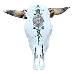 D E S E R T bandit Cow Skull