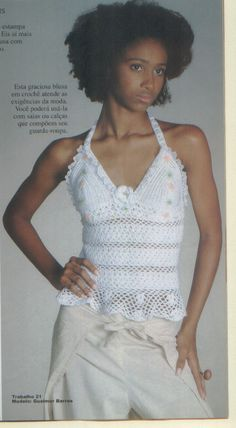 Mania de Tricotar: Blusas de crochê  https://mania-de-tricotar.blogspot.com.br/search/label/Blusas%20de%20croch%C3%AA?updated-max=2013-03-11T17:49:00-03:00&max-results=20&start=60&by-date=false