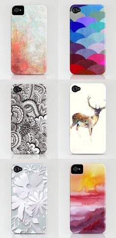 If you are looking for a cool iphone case you will think you've died and gone to heaven on this site