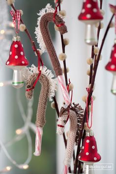 1000 Images About Handmade Horse Christmas Decorations On Pinterest Horse Shoes Horses And