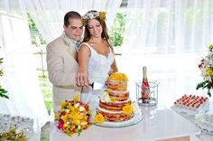 Veja aqui como esse casal LINDO fez seu casamento dos sonhos do seu jeito!