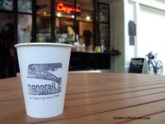 Monorail Espresso - Seattle's Oldest Coffee Stand