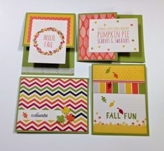 Stampin' Studio: Fall Fun with Project Life