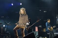 Robert Plant au Montreux Jazz Festival par Lionel Flusin
