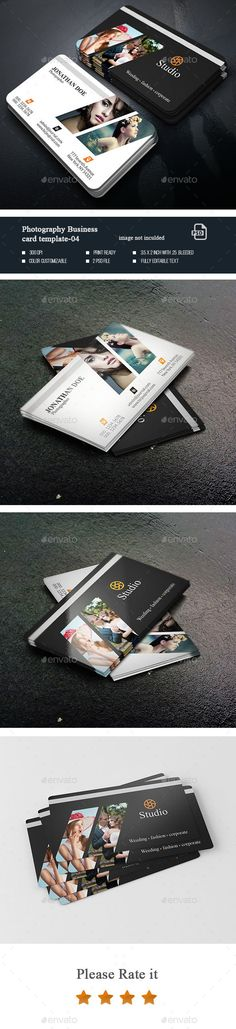Photography Business Card Template PSD. Download here: http://graphicriver.net/item/photography-business-card04/14654847?ref=ksioks