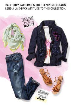 Laydown clothing. Apparel. Fashion. Clothes.