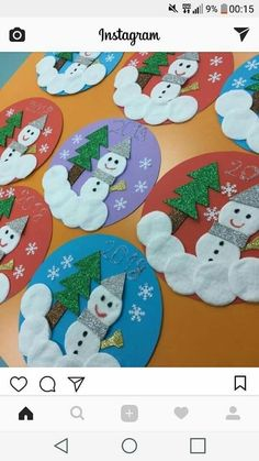 with children in winter crafts with . - Crafts with children in winter Crafts with children in winter -crafts with children in winter crafts with . - Crafts with children in winter Crafts with children in winter - Preschool Christmas, Christmas Activities, Simple Christmas, Kids Christmas, Christmas Ornaments, Preschool Winter, Felt Ornaments, Christmas Decorations, Toddler Crafts