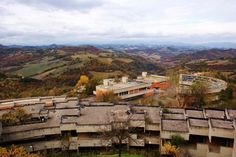 Campus of the University,Urbino Giancarlo De Carlo