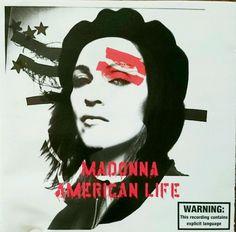 MADONNA American Life LIMITED EDITION *** CD NEW *** bonus poster 9325583018947