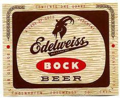 Edelweiss Bock Beer