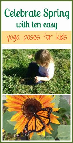 'Yoga in the spring time' live Q & A with Giselle Shardlow of Kids Yoga Stories! {March 29th at 8 am PST/11 am EST on Facebook}