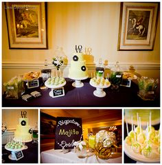 lime grey green white wedding color scheme sweets table cake pops sweets table signature mojitos liesl diesel photo los angeles high end photojournalist