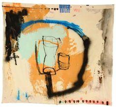 #marcopariani #work #study #art #artist #mix #technique #on #cloth #2015 #circus #crazy #contemporaryart #paint #crc #xxxcrc